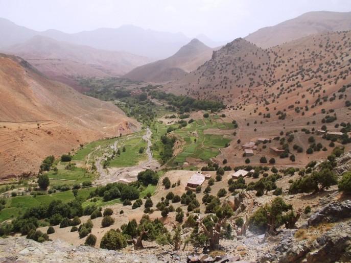 il Villaggio Abachkou